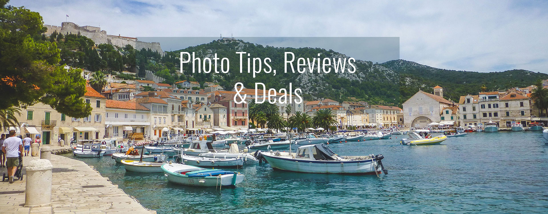 Photo tips, reviews and deals