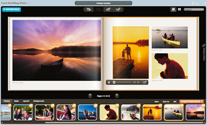 Corel Digital Suite 2010  Photo Book