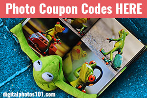 get photo coupon codes to save big on photo books, canvas prints and cards