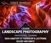 Serge Ramelli Landscape Photography