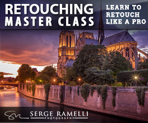Serge Ramelli Master Retouching