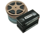 converting home movies, film and video to dvd