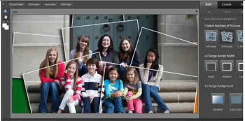 Adobe Photoshop Elements 10 review: picture stack